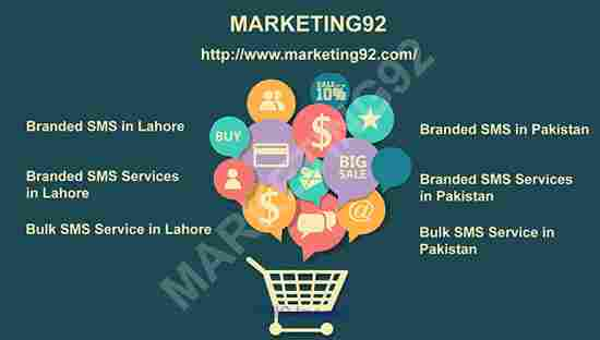 Branded SMS in Lahore - SMS Marketing in Lahore halifax