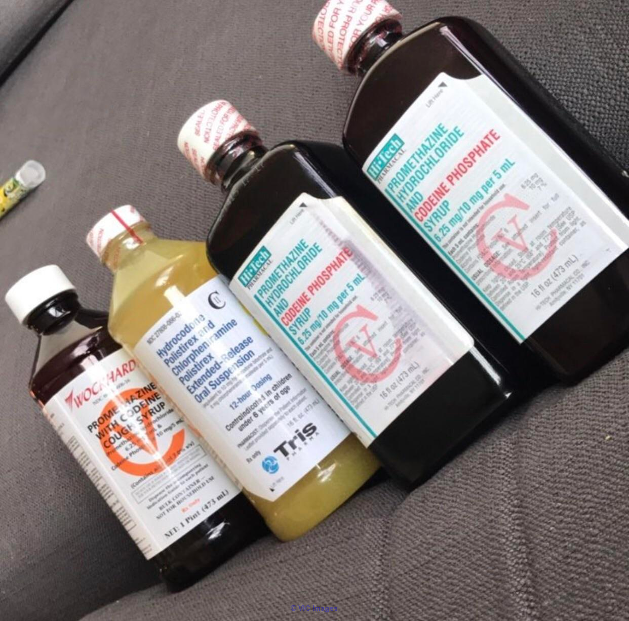 Buy Hi-tech Promethazine Codeine, Wockhardt Cough Syrup, Qualitest
